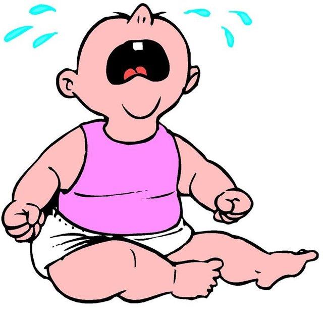 Детская истерика: сохраняйте спокойствие