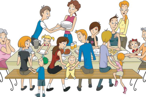 Семья – это социально-педагогическая группа людей