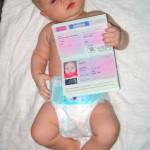 Бумажные будни. Документы на ребенка