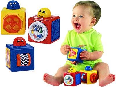 На первый взгляд игрушки – это просто забава для ребенка