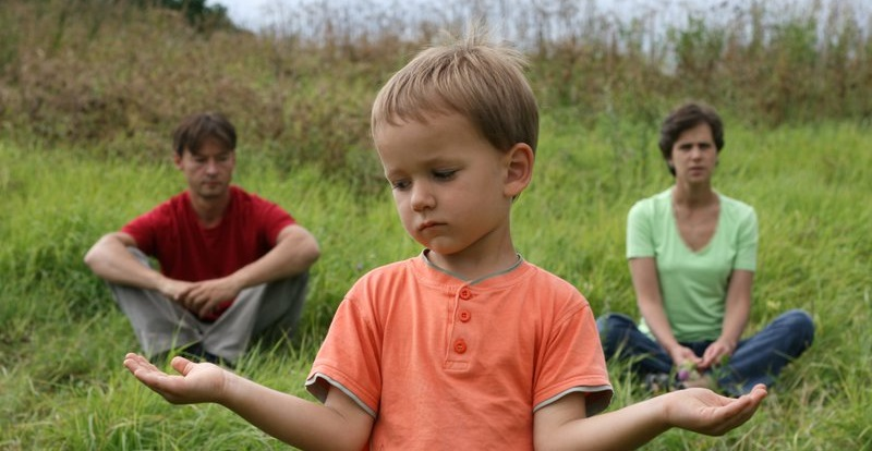 Взрослые ссоры при ребенке