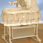 Виды и модели кроваток для новорожденных