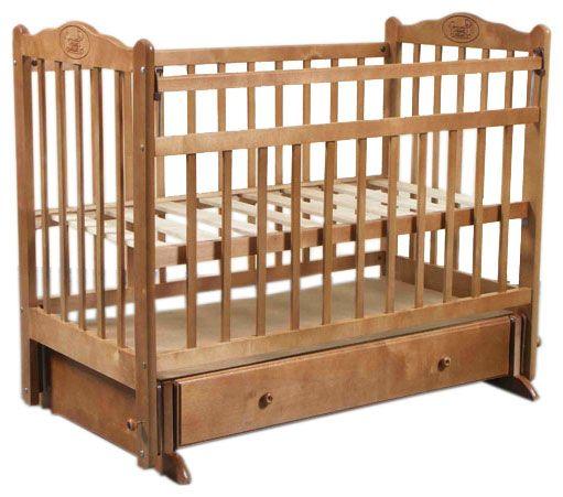 Кроватка для новорожденного маятник