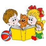 Дошкольник — особый читатель