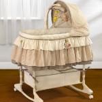 Разновидности кроваток для младенцев
