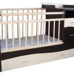 Кроватки - трансформеры