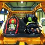 Autokindersitze test 6/2012;