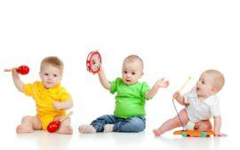 Игрушки для детей 1 года и старше