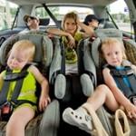 Депутаты Госдумы предлагают повысить штраф за отсутствие детского автомобильного кресла