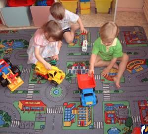 Детский сад у вас дома