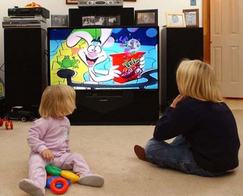 Как с пользой смотреть мультфильмы