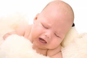 Основные причины детского плача