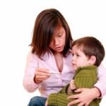 Энциклопедия детского здоровья — Высокая температура
