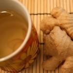Имбирный чай спасает от простуды