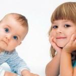 Маленькая разница в возрасте детей
