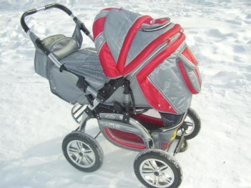 Подбор коляски для зимы