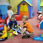 Учимся дружить в детском саду