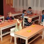 Первый день ребенка в детском саду