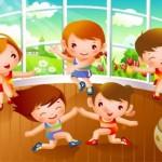 Игры для детей и родителей