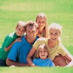 Полноценная и счастливая семья