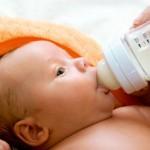 Выбор молочной смеси для ребенка