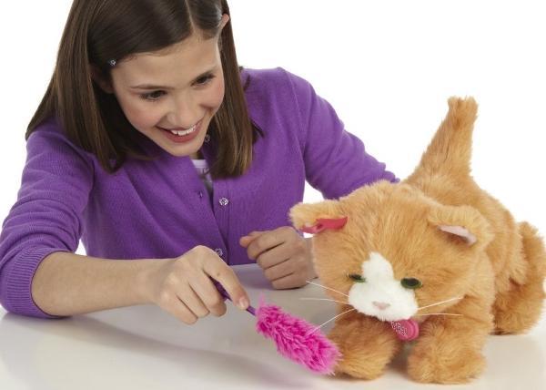Интерактивные игрушки для детей: за и против