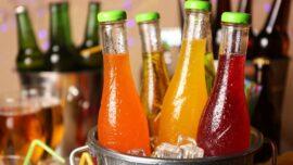 Газировка напитки газированные