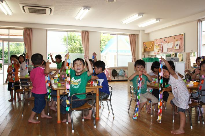 Детские сады японии фото