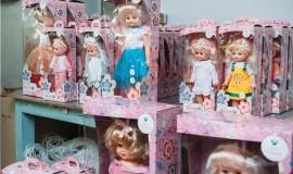 Как обычная кукла влияет на развитие ребенка