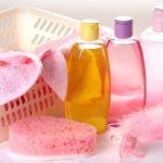 Гигиена и косметика для новорожденных