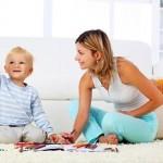 Тренируем память трехлетки