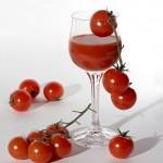 Целебные свойства томатного сока
