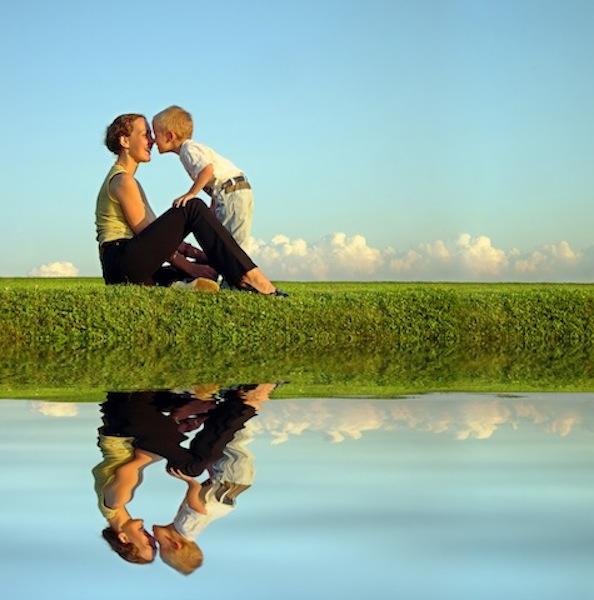 Маленькие «жертвы» безграничной материнской любви