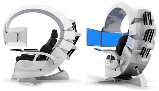 Выбор компьютерного кресла для ребенка