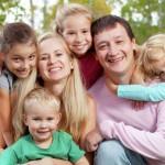 Оптимальная семья: один ребенок? двое? много?