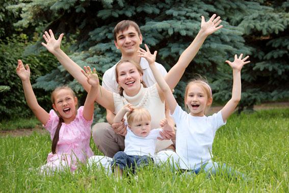 Модели воспитания детей в разных семьях
