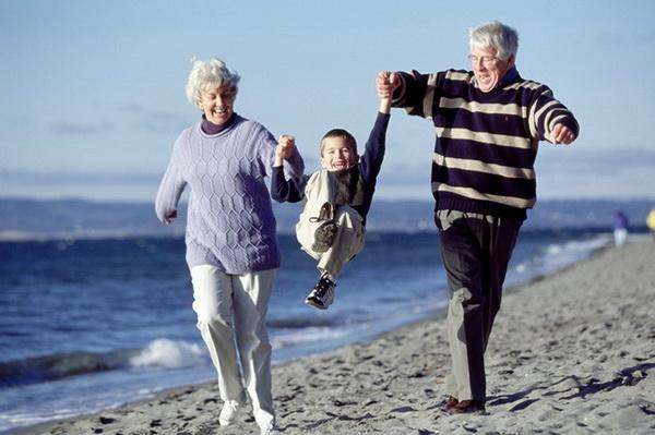Оптимальная готовность прародителей – бабушек и дедушек
