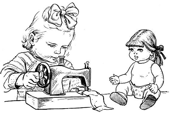 Игра как средство развития интереса у детей к труду взрослых