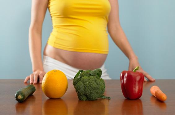 Жирные продукты однозначно вредны для беременных