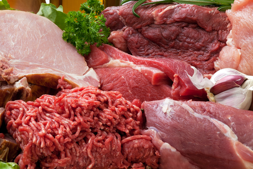 18 тонн мяса, ввозимого с нарушениями, вернули в Украину