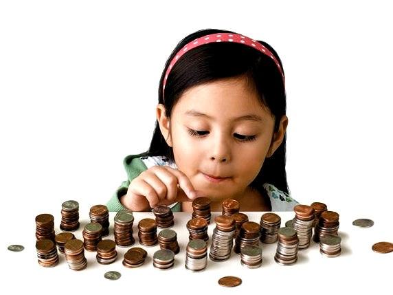 Спорный вопрос: давать ли детям деньги?