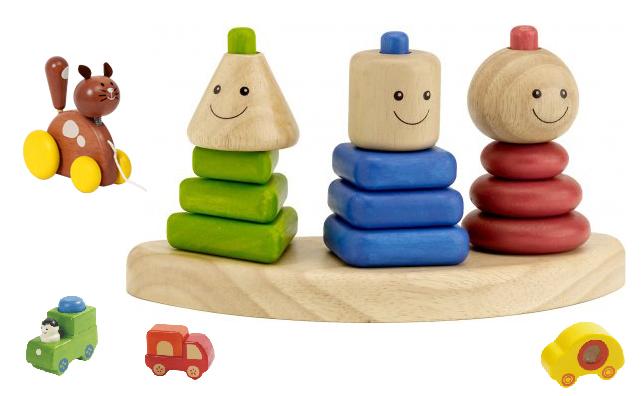 Как выбрать развивающие игрушки для детей до года