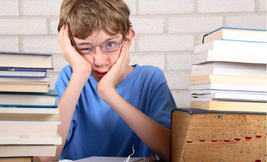 Как помочь школьнику настроиться на учебу