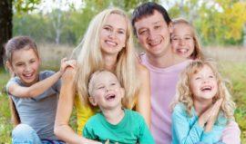 Основное назначение семьи— удовлетворение общественных, групповых и индивидуальных потребностей.
