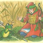 Царевна-лягушка. Русская народная сказка
