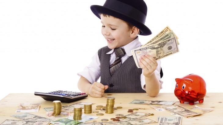 Дети и деньги на карманные расходы
