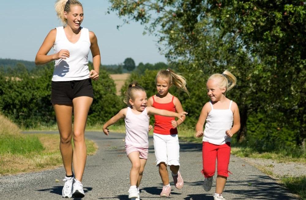 Здоровый образ жизни семьи - залог здоровья ребенка