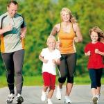 Здоровый образ жизни семьи — залог здоровья ребенка