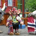 Падение в бездну по норвежски