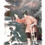 Шабарша. Русская народная сказка